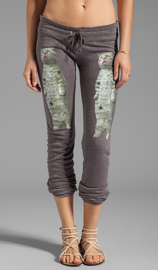 Zombie Cat Malibu Sweats