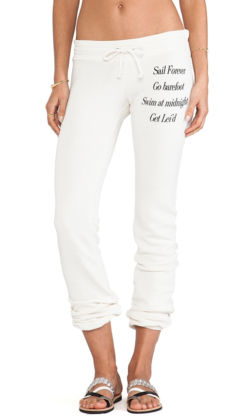 Adventure List Malibu Sweatpants