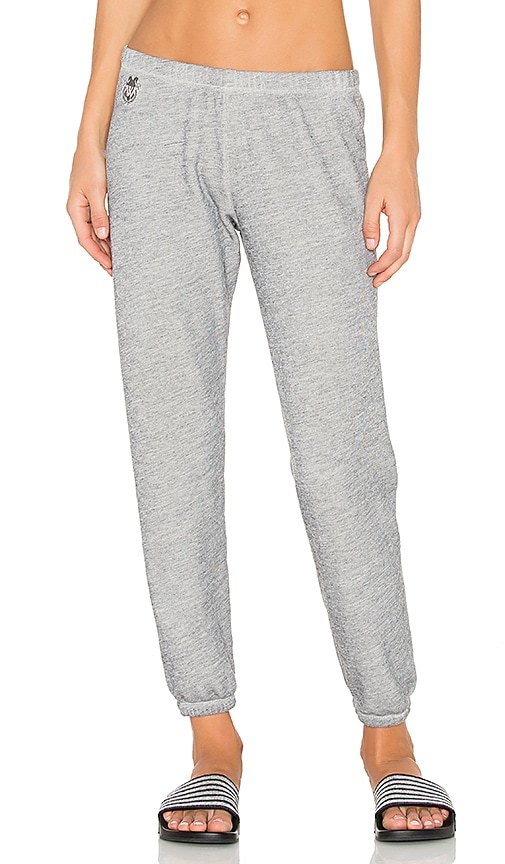 Wildfox Couture Basic Pants in Gray