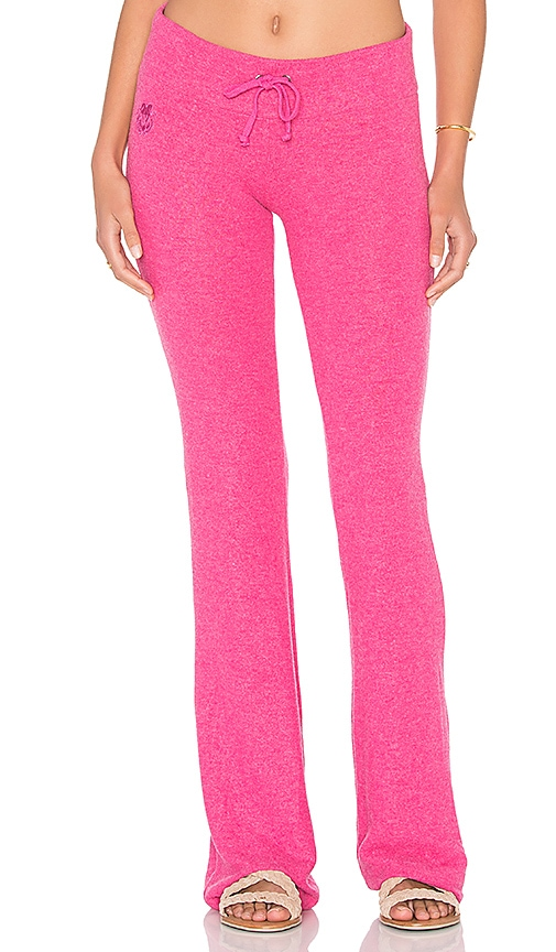 Wildfox Couture Basic Pants in Pink