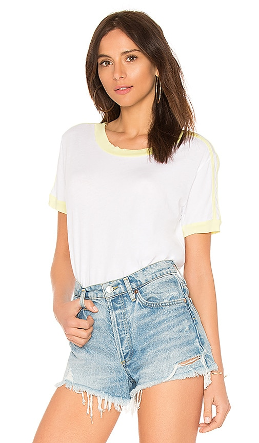 Wildfox Couture Solid Top in White