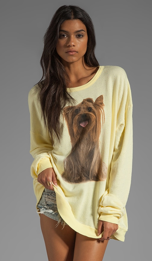 Granny's Dog Long Sleeve Tee