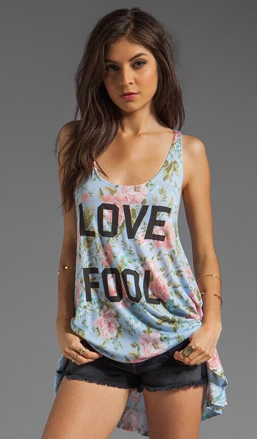 India Love Fool Tank