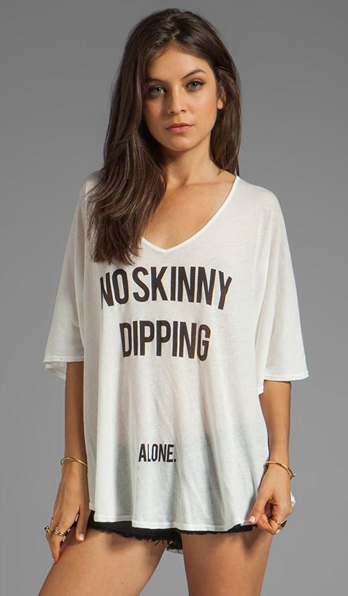 No Skinny Dipping Tahiti Tunic