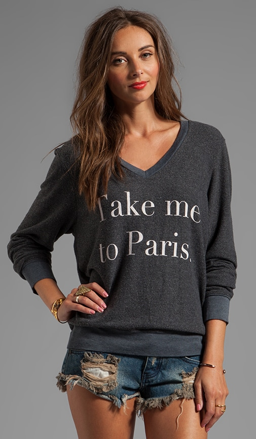 Take Me To Paris Sweater