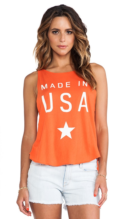 Made in the USA Cassidy Tank