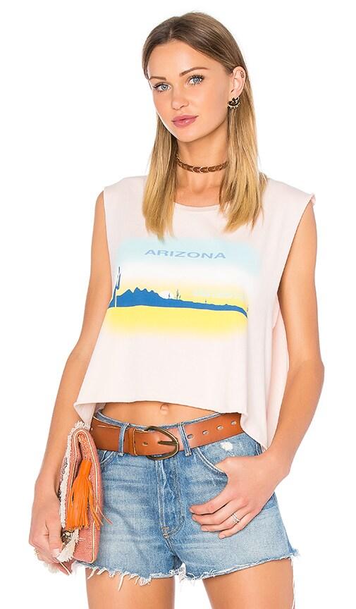 Wildfox Couture Arizona Heat Tank in Blush