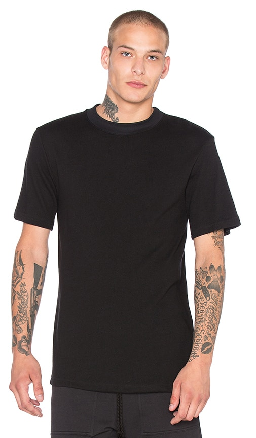 Wil Fry Classic Tee in Black