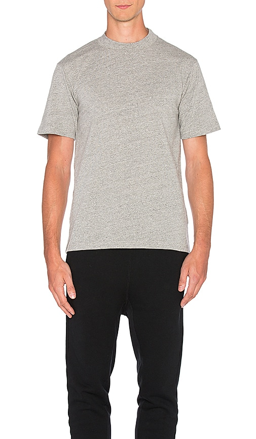 Wil Fry Classic Tee in Gray
