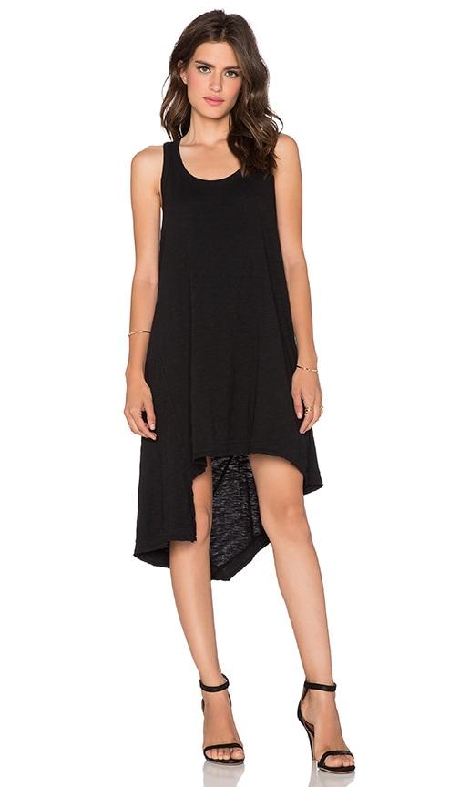 Wilt Shift Tank Dress in Black