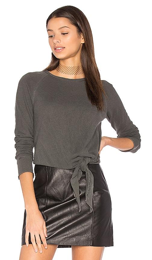 Wilt Easy Tie Pullover in Black