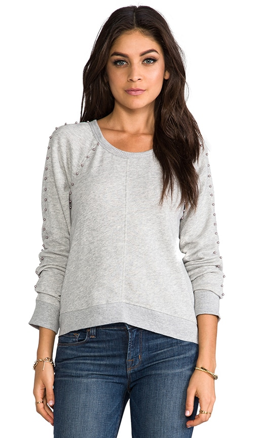 Pearl Crop Sweatshirt
