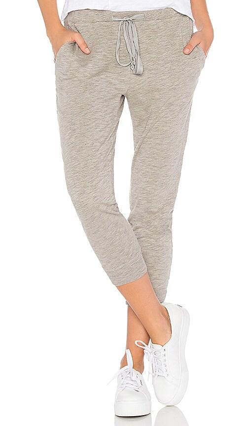 Wilt Crop Sweatpant in Gray