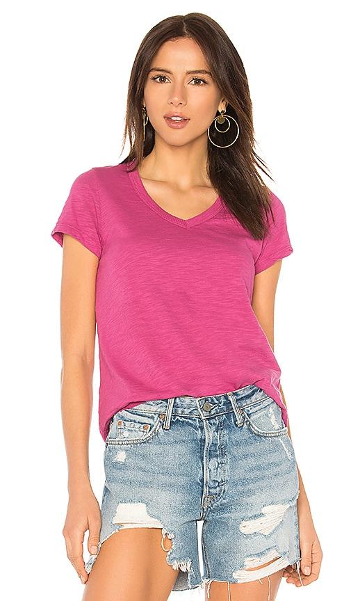 Wilt Shirttail Foundation Tee in Pink