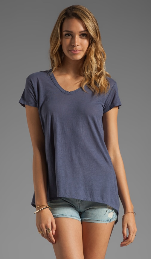 Tissue Jersey Slouchy BF Tee
