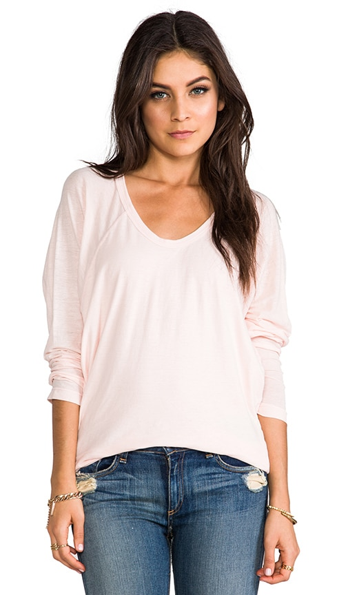 Long Sleeve Double Dolman