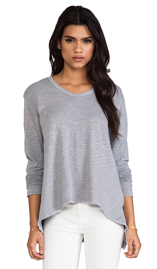 Long Sleeve Slouchy Boyfriend