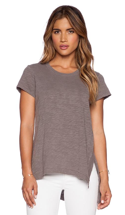 Wilt Womens Asymmetrical Slouchy Tunic Top