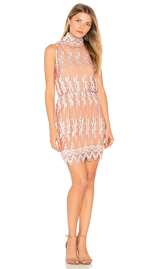 Winona Australia Farrah Short Dress in Pink