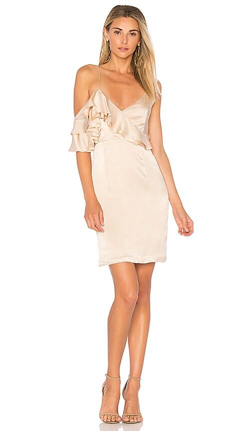 Winona Australia Acapulco Off The Shoulder Dress in Cream