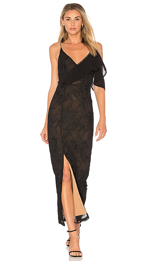 Winona Australia Amalfi Maxi Dress in Black