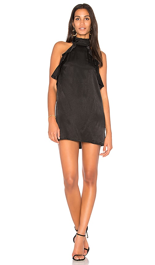 Winona Australia Negroni Mini Dress in Black