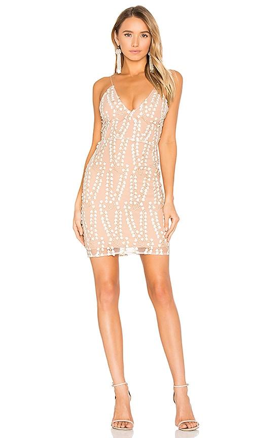 Camille V Neck Dress