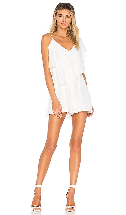 Winona Australia Alfresco Romper in White