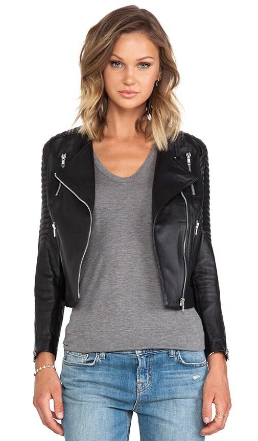 Slim Biker Jacket