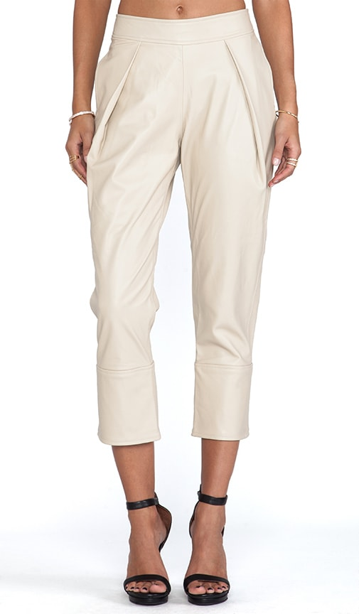 Cropped Tailor Pant