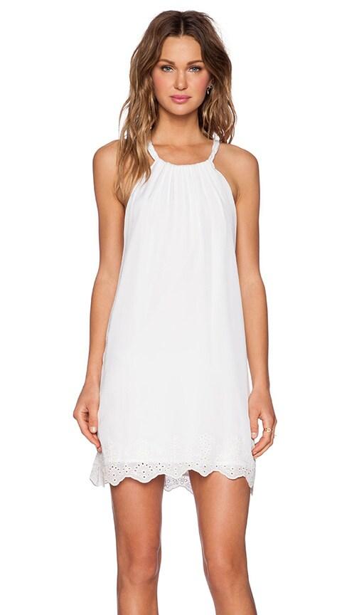 Winston White Paloma Mini Dress in White