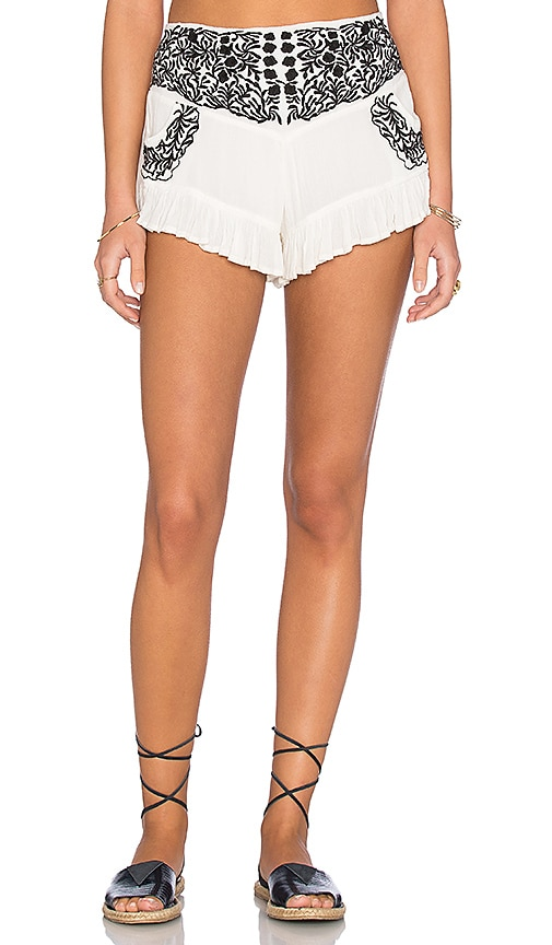 Winston White Bonita Short in Ivory