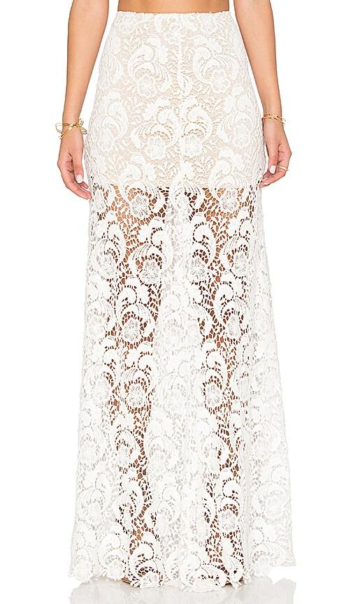 Winston White Laredo Skirt in White
