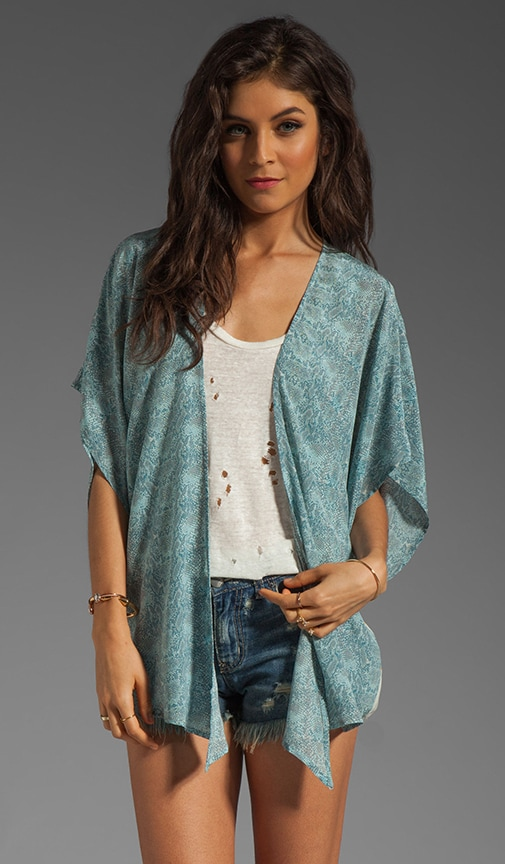 Luna Bed Jacket