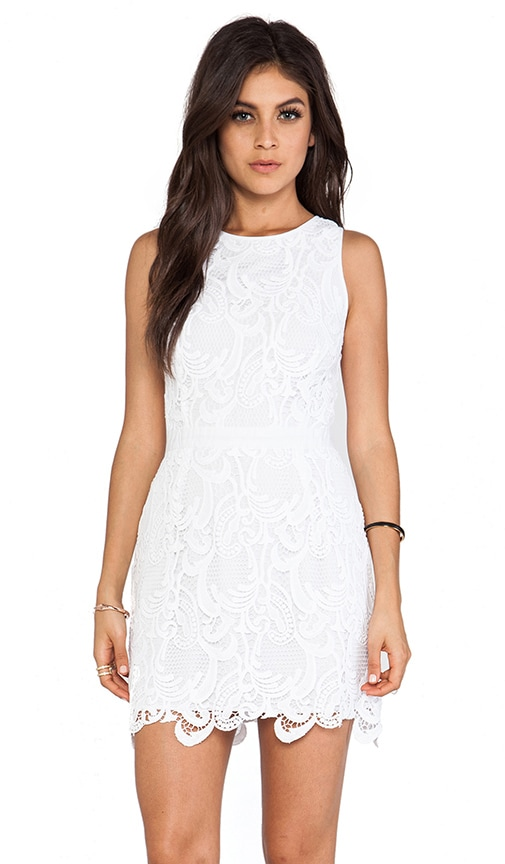REVOLVE Exclusive Lotus Dress