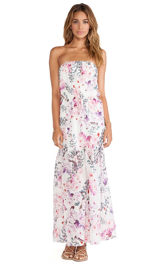 Cherryblossom Maxi Dress