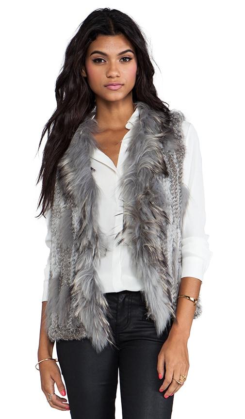 Atlanta Fur Vest
