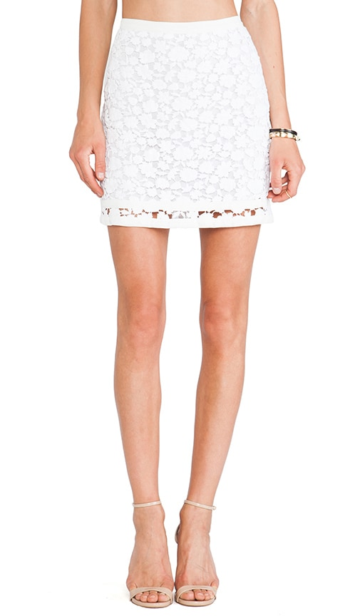 Eternal Lace Skirt