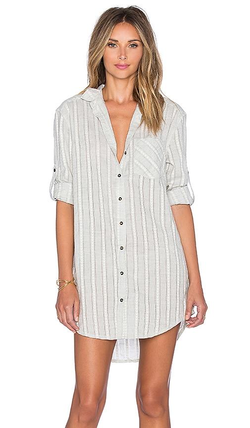 Wilde Heart Boundless Oversized Shirt Dress