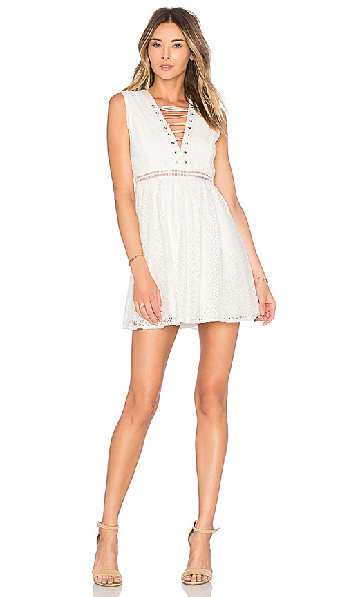 Wilde Heart Athena Lace Dress