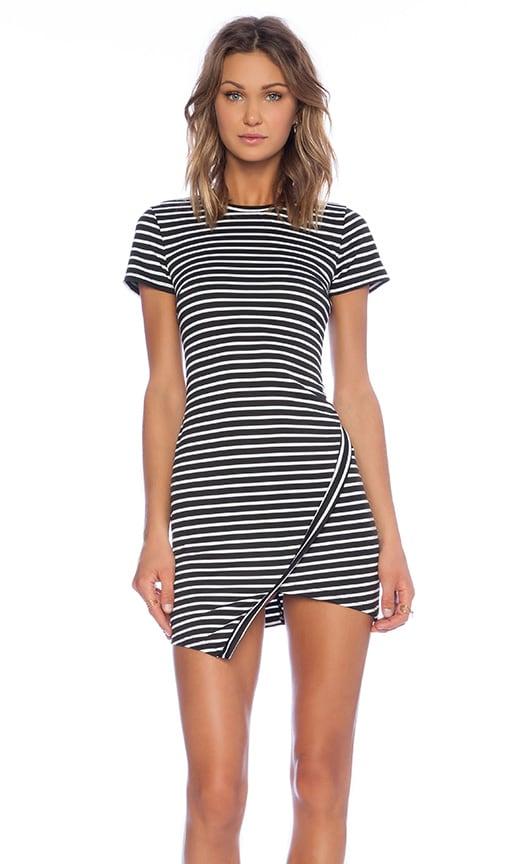 Wilde Heart Earn Your Stripes Dress