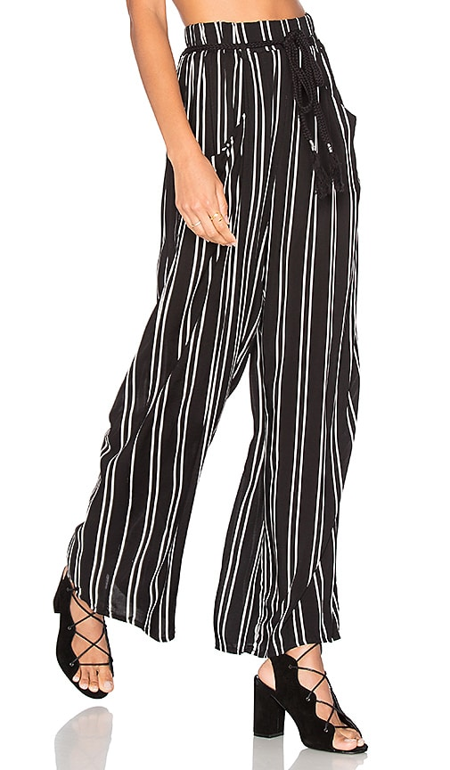 Lost in Lunar Muse Pants in Black
