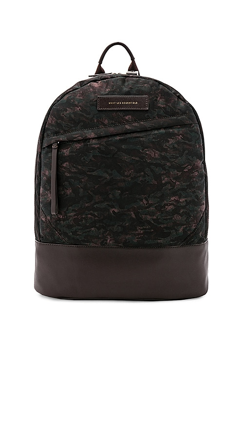 WANT Les Essentiels Kastrup 13 Backpack in Army