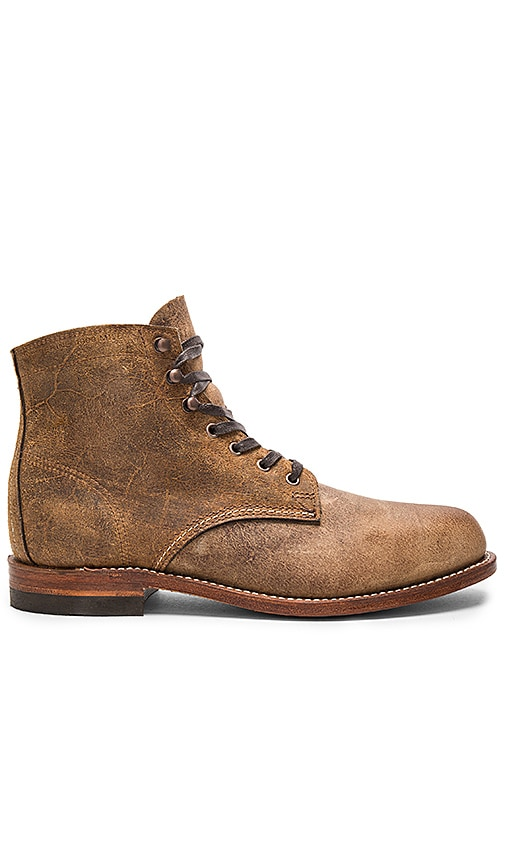 Wolverine Original 1000 Mile Boots in Brown