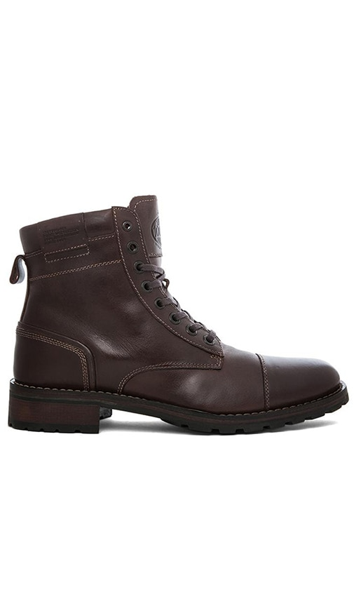 Wolverine 1000 Mile Montgomery Boot in Chocolate