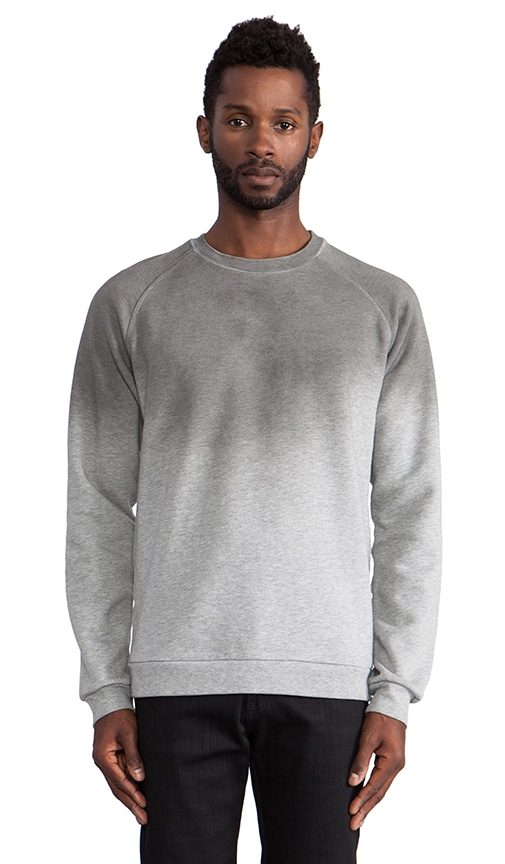 Time Dip Dye Pullover