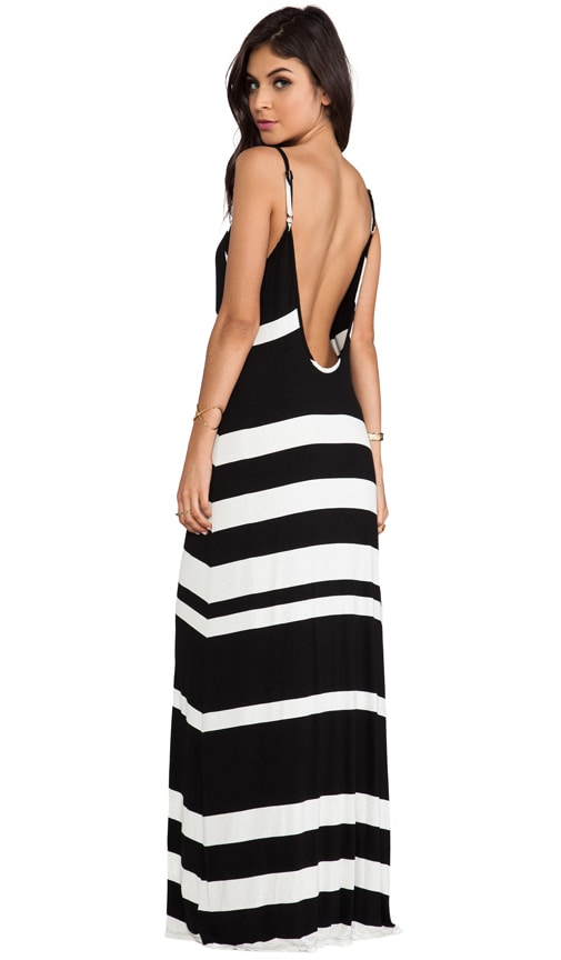 Liberity Striped Maxi