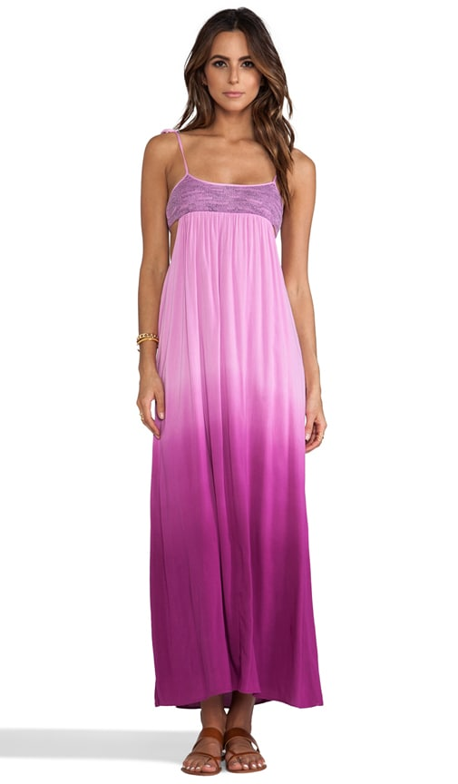 Gwen Ombre Maxi Dress