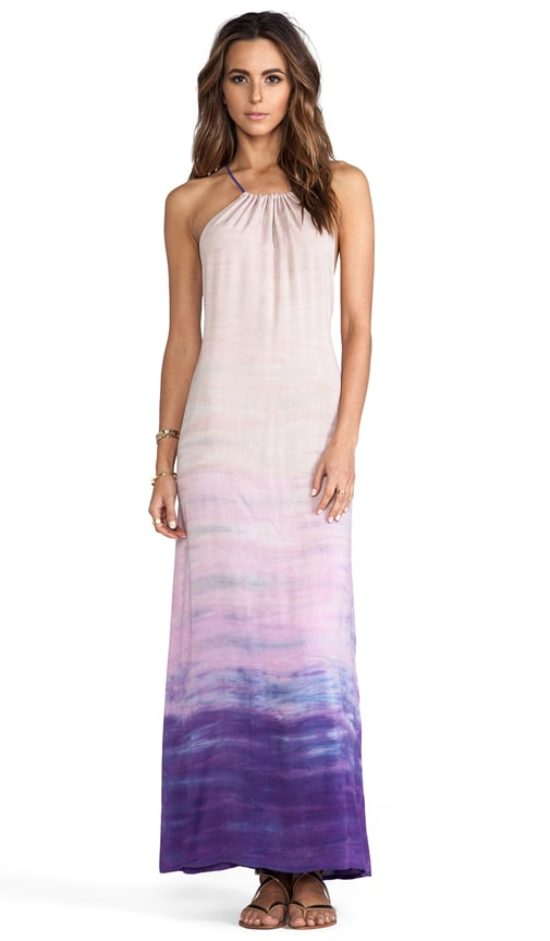 Mila Tie Dye Maxi Dress