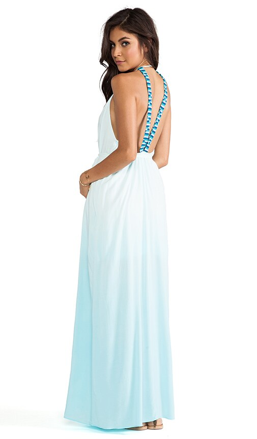 Blue Maxi Dresses uk images
